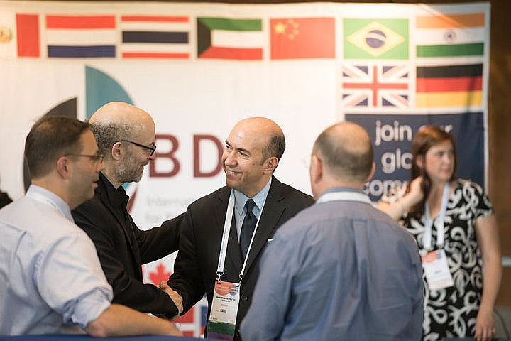 ISBD Booth